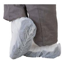 500 Sapatilhas Propé Descartáveis- Tnt - Branca 5 Pct/100