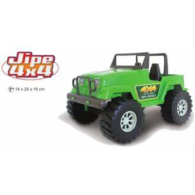Jipe 4x4 Off Road Adventure Jeep Brinquedo Criança Menino