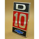 Par De Emblema D10, Mais Par De Emblema 1000