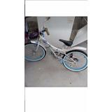 Bicicleta Marca Kent Rodada 20 Para Niña Llantas Cara Blanca