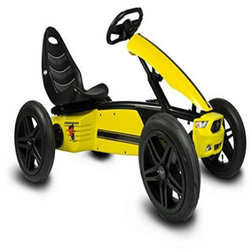 Juguete Ford Mustang Gt Pedal Go Kart