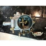 Carburador Caresa R11-9 Solex Con Base Para Weber 2 Bocas
