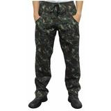 Calça Tática Camuflada Militar/ Swat/ Exército Masculino
