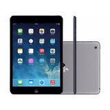Ipad Mini 2 A1490 Com Tela Retina 16gb 4g Wi-fi - De Vitrine