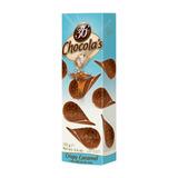 Chocolas Crispy Caramel Sal Marina 125gr