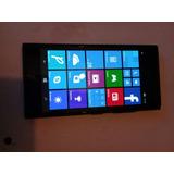 Nokia Lumia 735 Usado Con Detalle En La Tapa Trasera