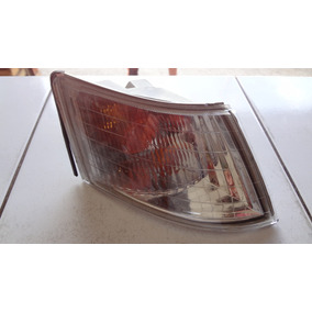 Lanterna Dianteira Pisca Espero 94 95 96 97 98 Lente Lisa
