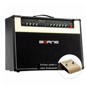 Amplificador Cubo Borne Evidence 200 150w Rms Preto