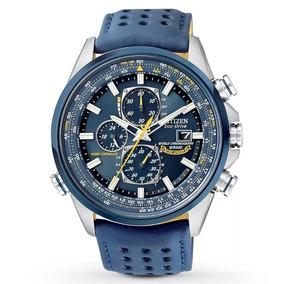 Reloj Hombre Citizen Atomic Blue Angels At8020-03l.