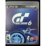 Juego Gran Turismo 6 Original En Caja Ps3 Despachamos Hoy