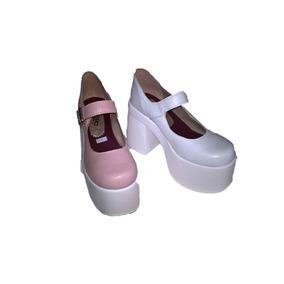Zapatos Plataforma 2017