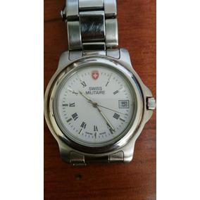 Reloj Swiss Militaire Swiss Made