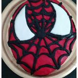 Torta De Cumpleaños Hombre Araña, Decorada, Infantiles!!!
