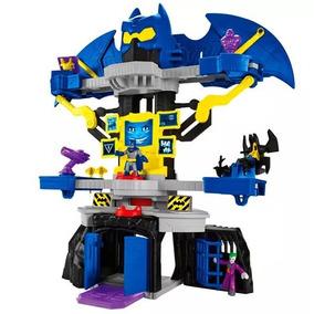 Imaginext Batcaverna De Combate Do Batman Mattel