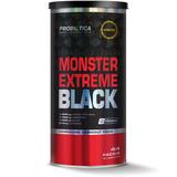 Monster Extreme Black 44 Packs - Original- Promoção