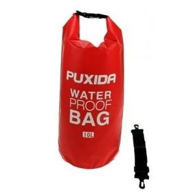 Bolso Impermeable Estanco 100% Pvc Water Proof Bag 10 Litros
