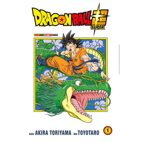 Dragon Ball Super - Vol 01 - Panini