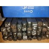Troquel 8 Mm Made In Alemania Letras Y Numeros