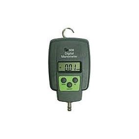 Manómetro Portátil, 0-15 Kpa