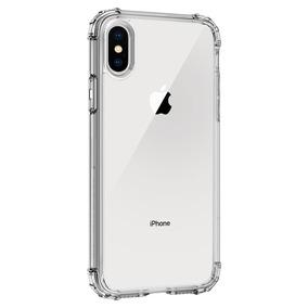 Funda Spigen Crystal Shell Para Iphone X 10