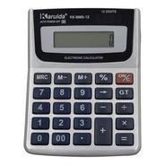 Calculadora De Escritorio, 12 Dígitos Funciones % M+ 8985-12