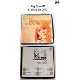 Acetato Acetatos Vinilo Lp 3 Discos Ray Conniff - Éxitos