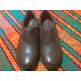 Zapatos De Cuero Clarks Collection Talla 38 (5 Uk) (7,5 Usa)