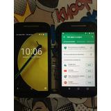 Moto E Segunda Edicion 4g 8gb Movistar Android 6.0