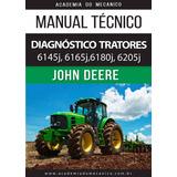 Manual Técnico Diagnóstico Trator 6145j, 6165j,6180j, 6205j