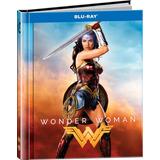 A Pedido: Wonder Woman | Mujer Maravilla Blu-ray Digibook