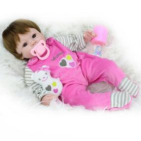Boneca Bebê Reborn Larinha Pronta Entrega