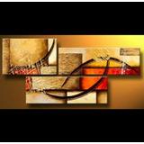 Bellos Cuadros Abstractos Pintados Por Artista Venezolano 4