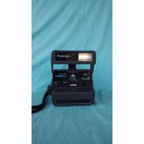 Câmera Fotográfica Polaroid Maquina Antiga