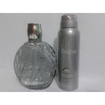 Galbe Des,colônia,100ml+des,aerosol,75g O Boticário