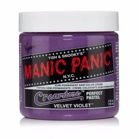 Manic Panic Tinta Semi Permanente Velvet Violet N.y.c