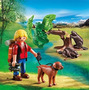 Playmobil Explorador Con Perro (5562) - Cuartito Azul