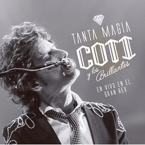 Sorokin Coti - Tanta Magia -en El Gran Rex ( Cd+dvd) P