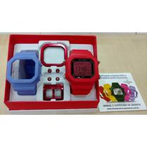 Relógio Champion Yot Cp40182x Kit Montado Promoção