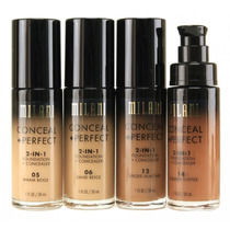 Base Milani Conceal+perfect 2x1