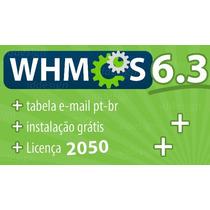 Whmcs 6.3 Sem Mensalidades + Emails + P4gseguro