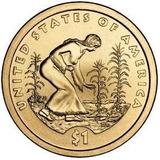 Moneda De 1 Dolar De Estados Unidos - Three Sisters - 2009