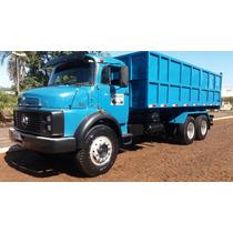 Caminhão Mb1518 Caçamba Agricola