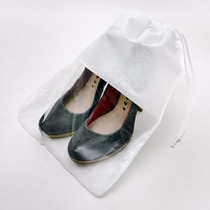 Sacos Para Sapatos Tnt Com Visor - Compre 13 E Leve 15
