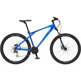 Bike Gt Aggressor Expert 27.5 Azul T 18