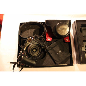 Fujifilm X100 Black Limited Edition, Única En Mercado Libre