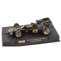 Lotus Jps - Emerson Fittipaldi 72 - Policar