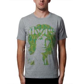 Camiseta The Doors Jim Morrison Blusas Moletom Bandas Rock