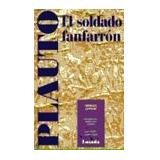 Libro El Soldado Fanfarron De Plauto