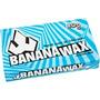 Parafina Banana Wax Água Fria 80g - Kit 10 Unidades