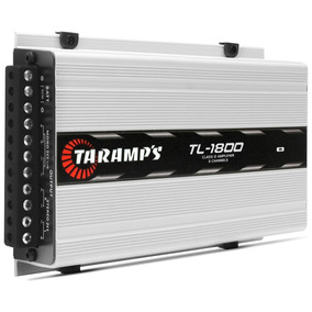 Módulo Amplificador Taramps Tl1800 530rms 2 Ohms 3 C Class D